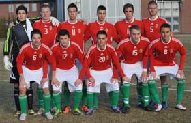 U 18-s válogatott Máltán szerepelt.
