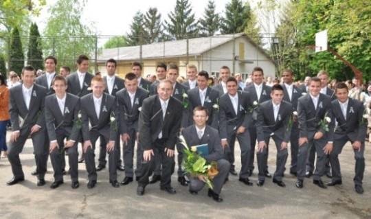 Ballagás 2011.04.29
