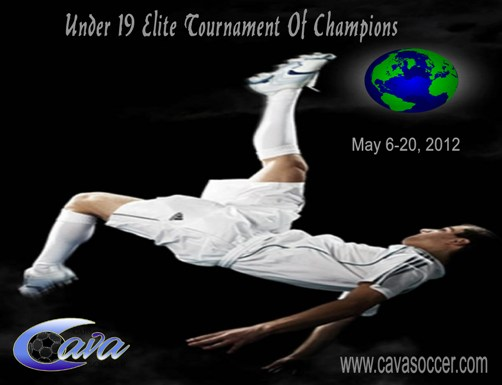19 Elite tournament 2012