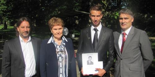 Ekler József díj 2012
