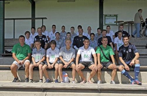 Találkozás Király Gáborral és csapatával . Ma Ausztriában jártunk , az 1860 Müchen edzésén.
