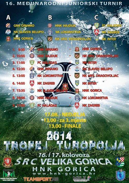 "Zágrábi hétvége: ""Trofej Turopolja 2014"""
