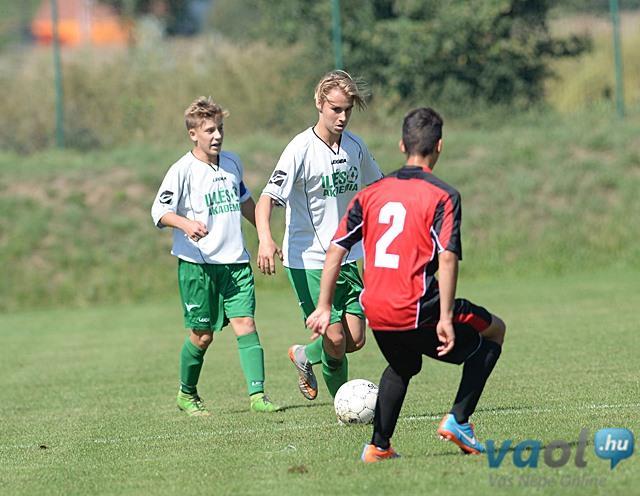 4. forduló: Idegenben nyert az U15-ös csapat