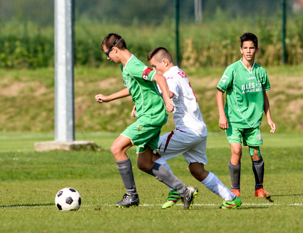 Bravúros U19-es győzelem emberhátrányban