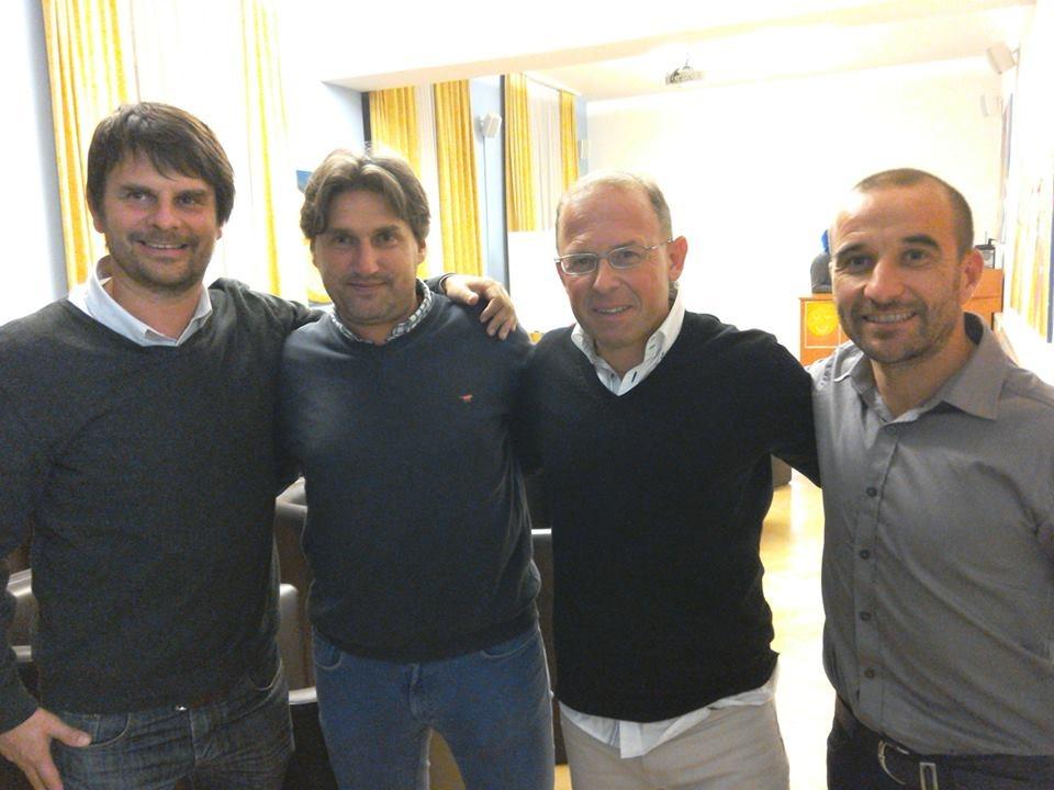 Sturm Graz vendégei voltak az Illés Akadémia szakmai vezetői