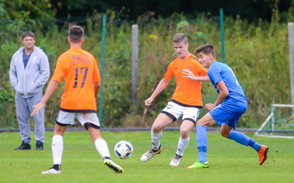 Hat gólt vágott az U19-es csapat