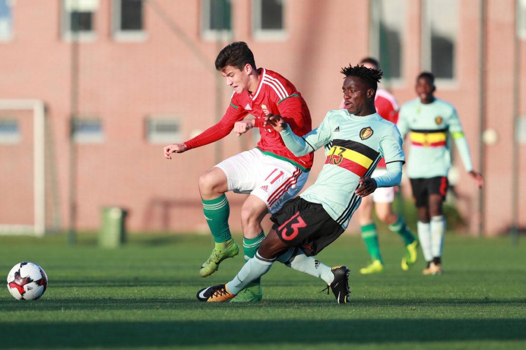 Illés Akadémia játékosai az U16-os válogatottban