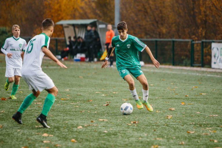 A Honvédot verte az U17-es csapat