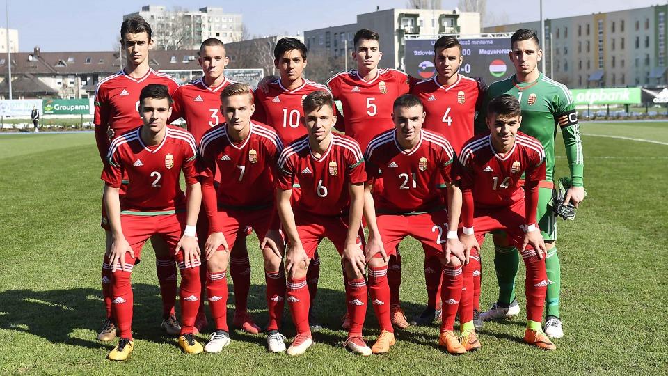 U17 válogatott: Szlovénia ellen döntetlennel kezdtük az elitkört