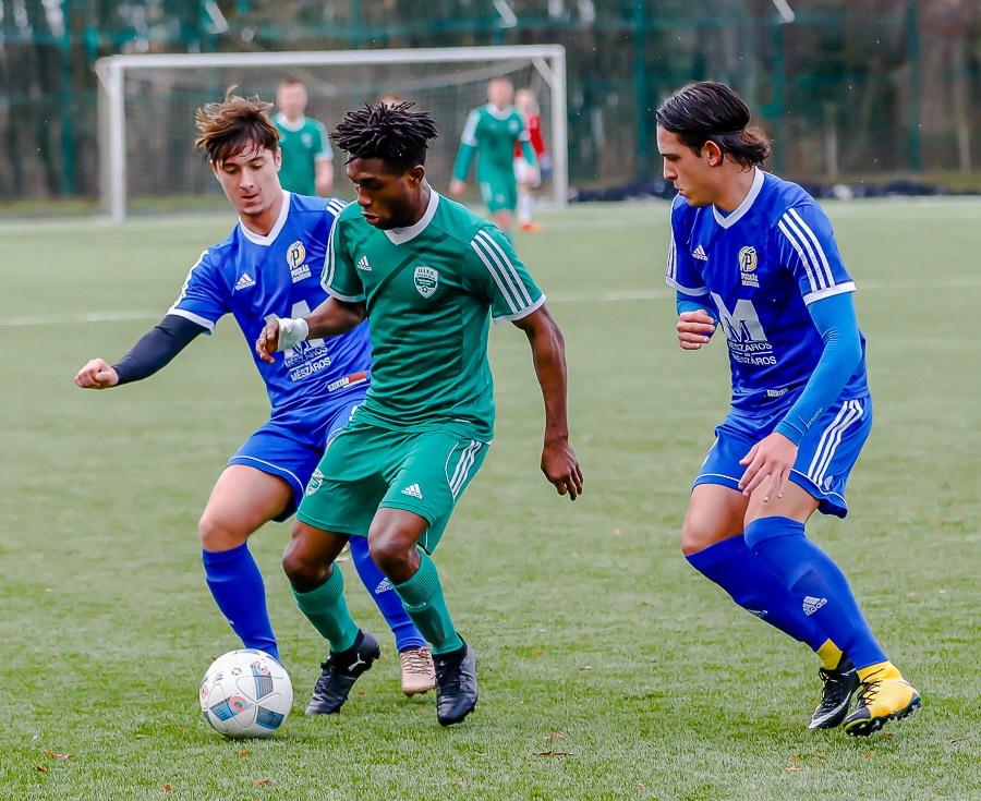 Funsho négy gólt lőtt az MTK-nak
