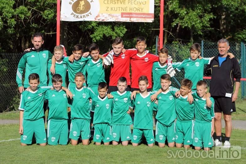 Az Illés Akadémia U13-as csapata nyerte meg a Csehországban rendezett Frantiska Lhotáka Emléktornát