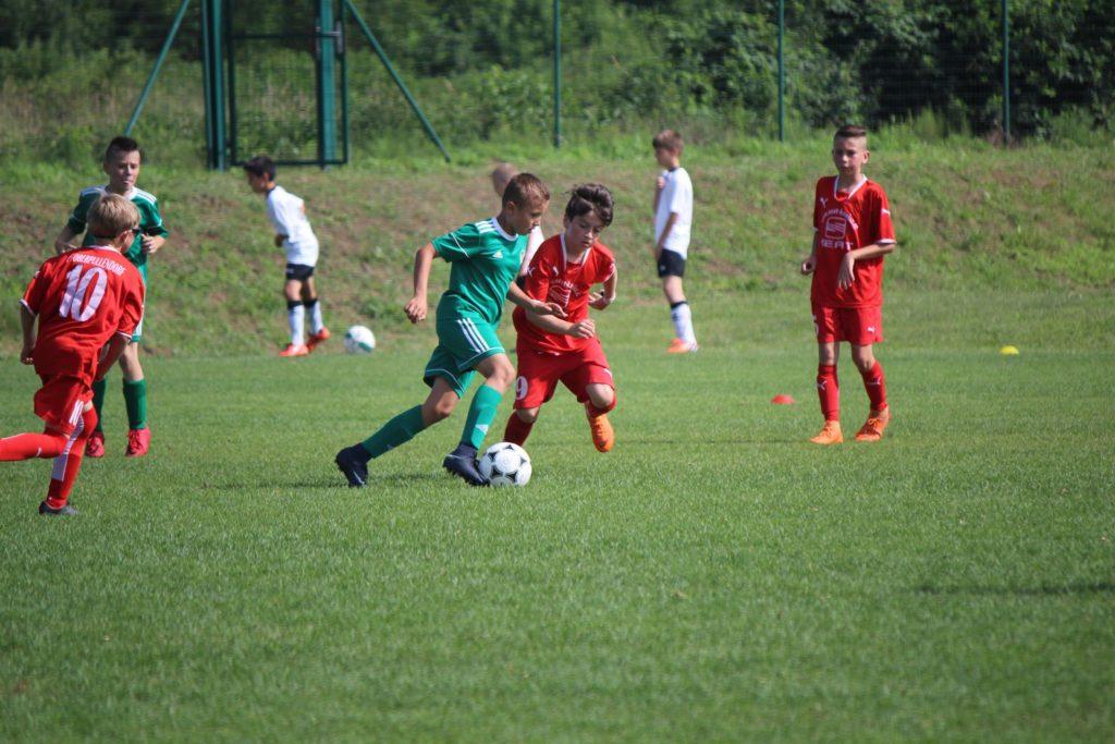 Közel félszáz csapat futballozott az Illés Akadémián