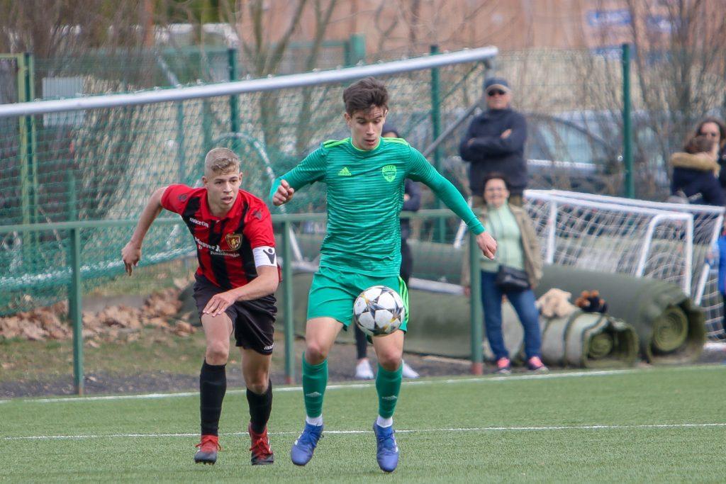 Óriási U19-es győzelem az éllovas otthonában