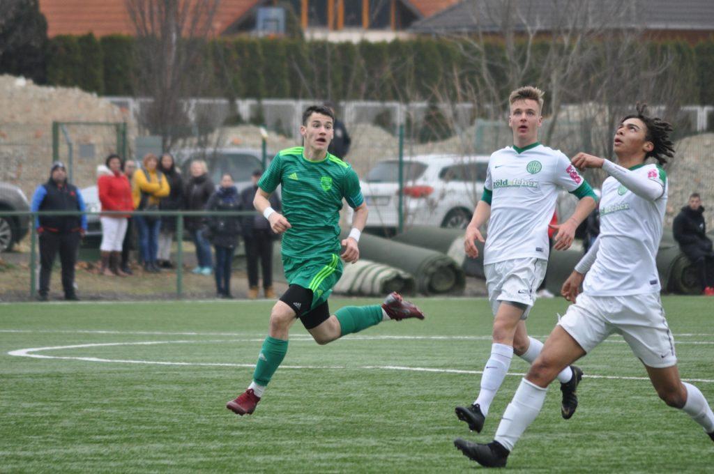 U17-es Európa-bajnokság Illés Akadémia-futballistákkal