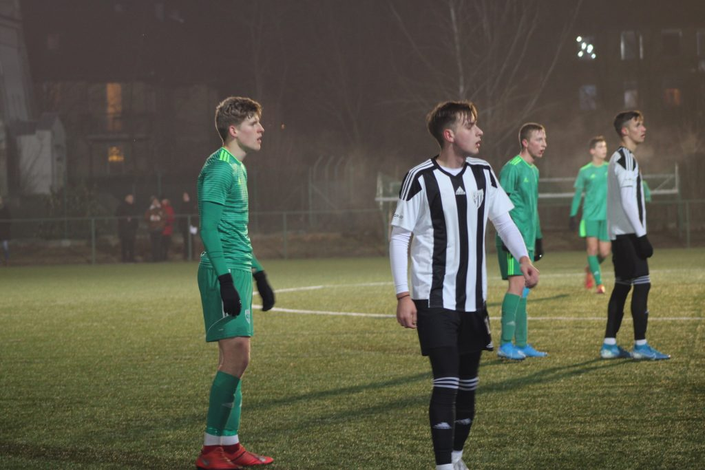 Az U16-os csapat három góllal nyert a szlovénok ellen