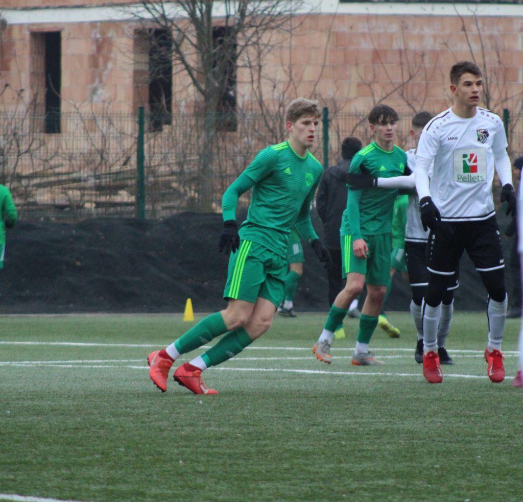 Sok gól és két győzelem a Wolfsberg ellen