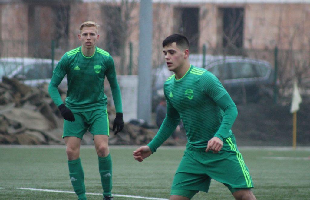 Remek meccset nyert meg Linzben az U19
