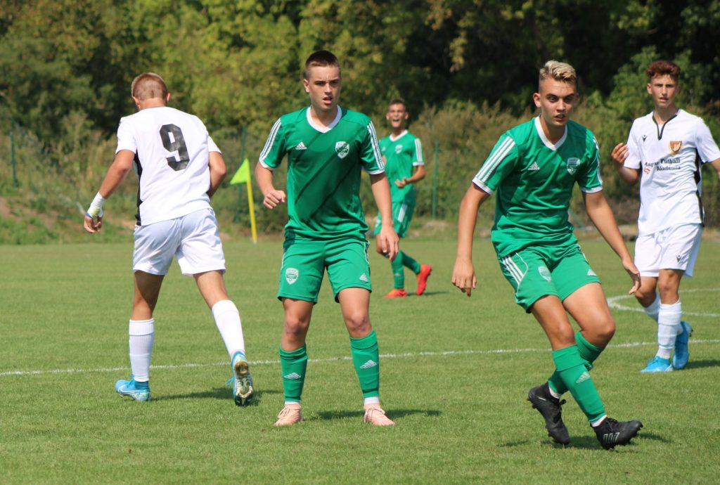 Egygólos Kispest-siker az U17-esek meccsén