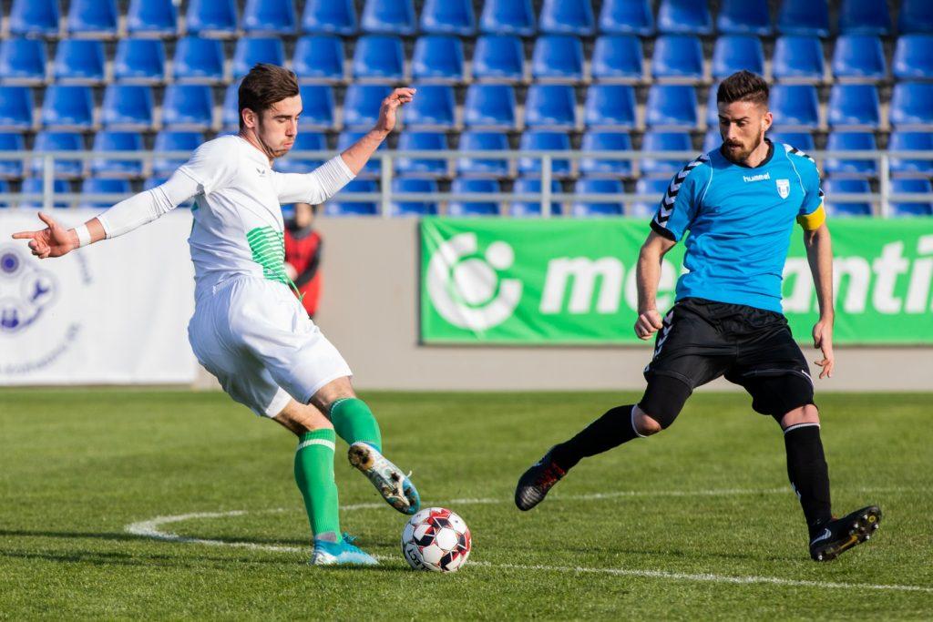 Tóth-Gábor Kristóf két góllal járult hozzá a Haladás győzelméhez