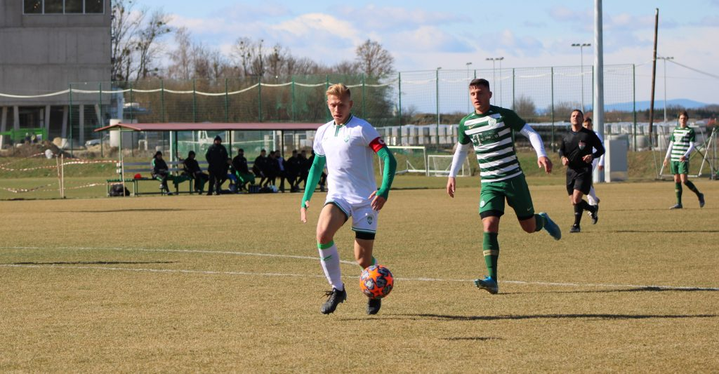 Egy góllal győzött az U19-es csapatunk