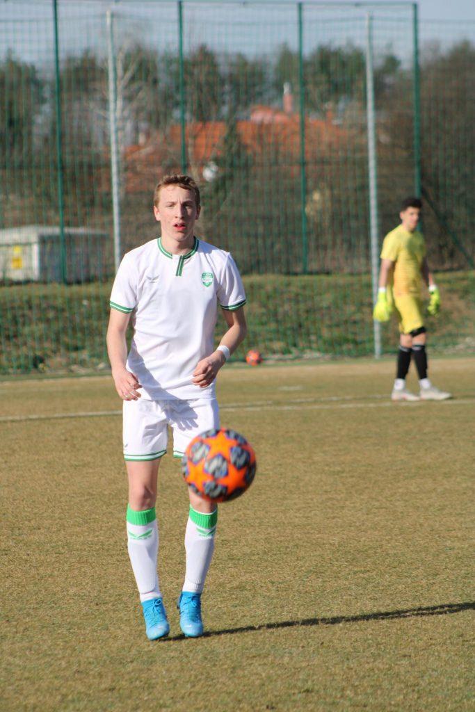 Győztes csapatban játszott Szabó Bence
