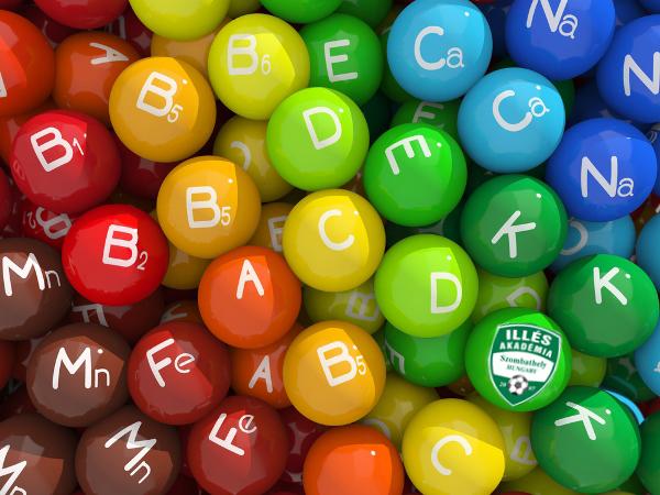 A vitaminok szerepének jelentősége