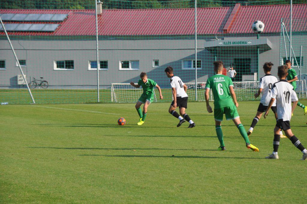 Két győzelem és tíz rúgott gól az NS Mura ellen