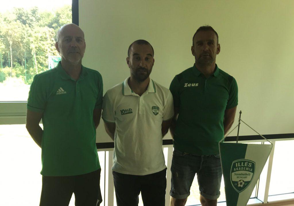 Gyümölcsöző együttműködés az FC Ajka utánpótlásával