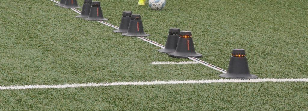 Okos-foci bemutatóedzés akadémiánkon