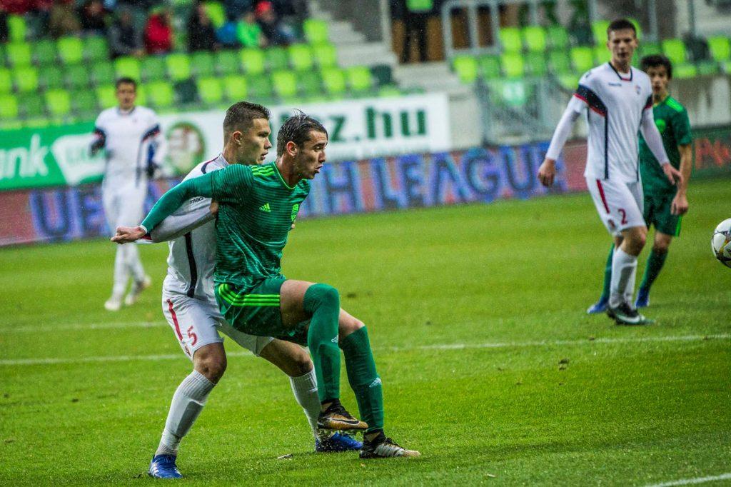 A kupagyőztes Honvédhoz igazolt Tóth-Gábor Kristóf