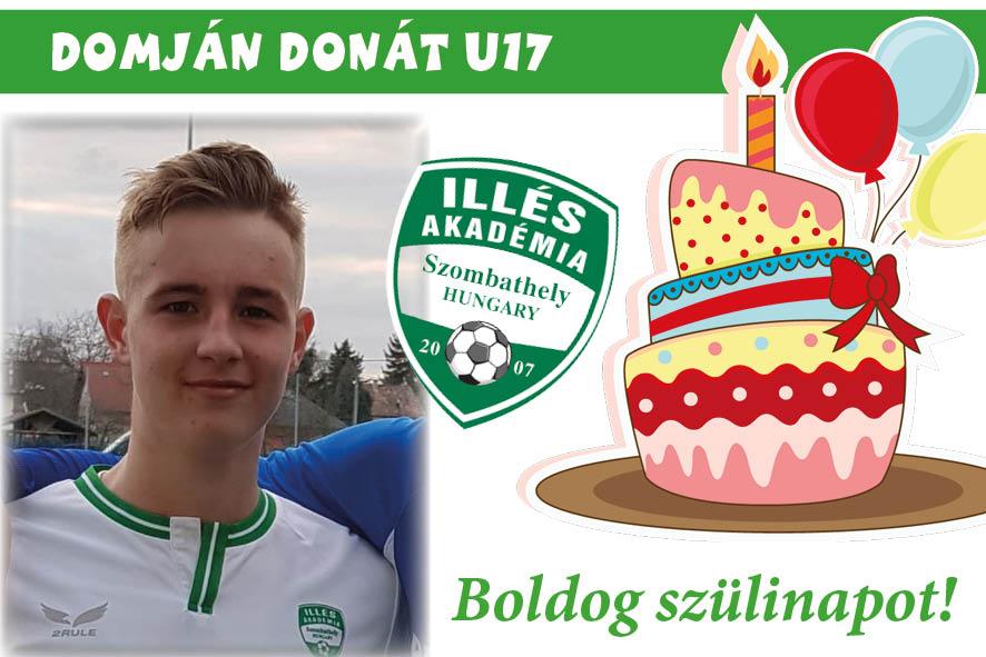 Boldog születésnapot kívánunk!