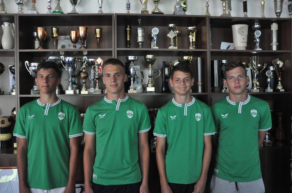 Az Illés Akadémiáról négyen kaptak meghívót az U15-ös válogatotthoz