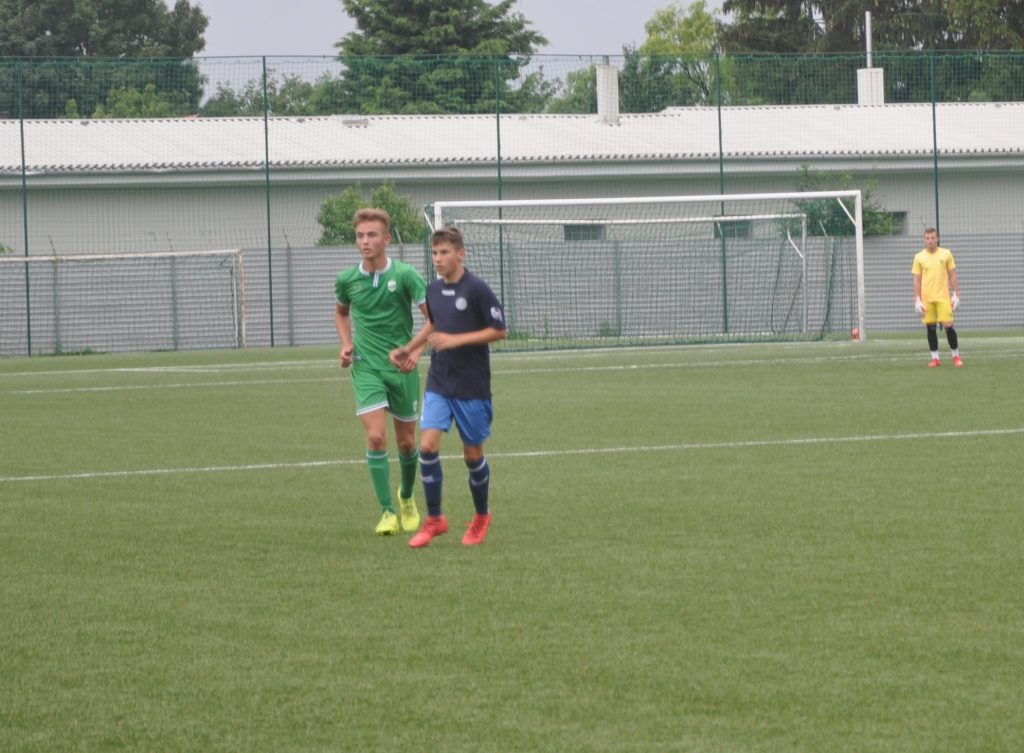 Hetedik helyen zárt az Illés Akadémia U16-os csapata