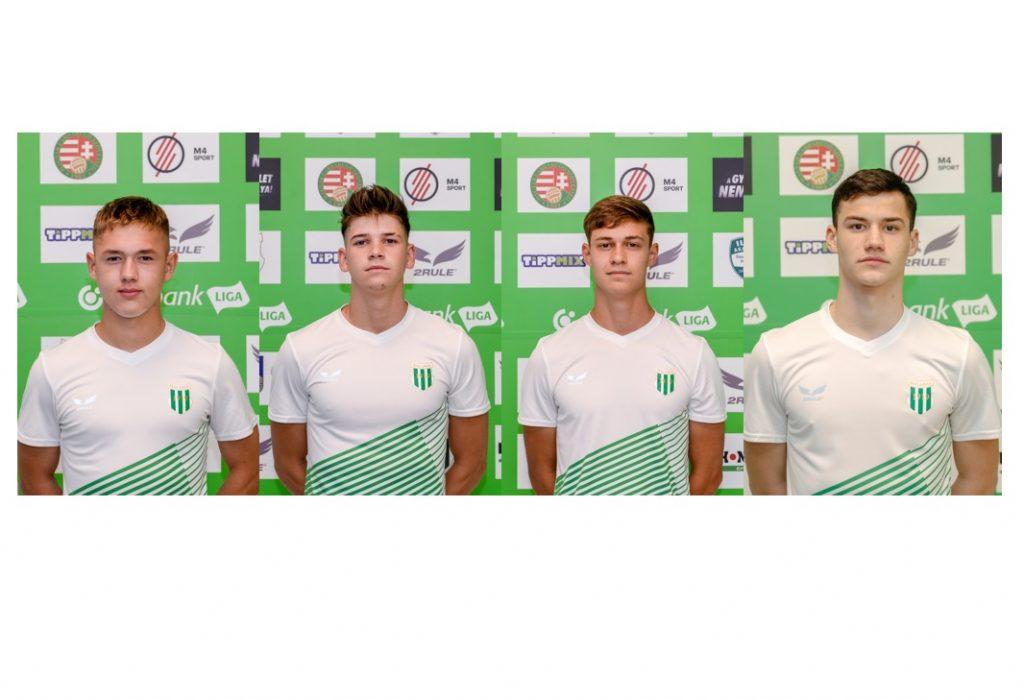 Az Illés Akadémiáról négyen az U19-es válogatottban