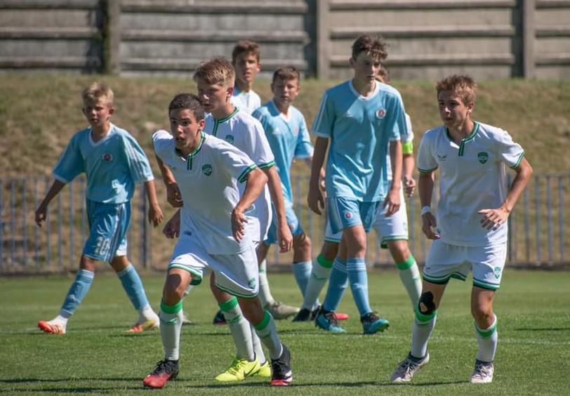 U15: őrült meccs, kilenc gól, győzelem