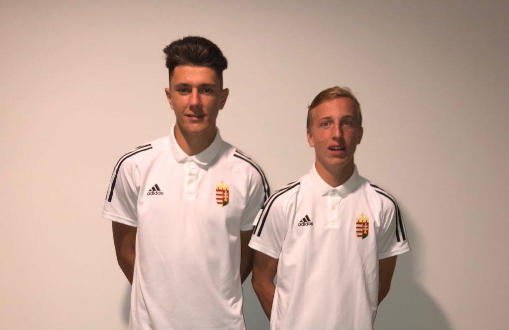 Két játékosunk készült az U17-es válogatottal