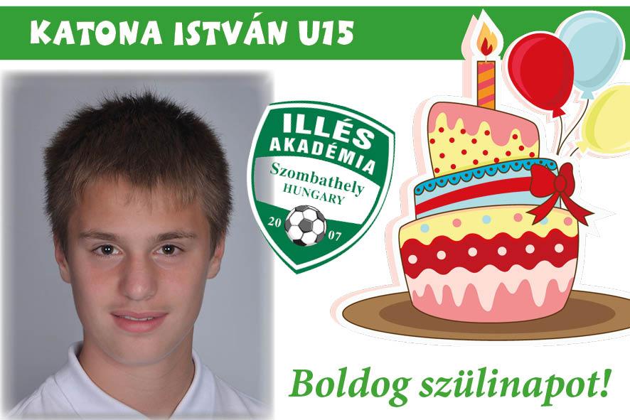Gratulálunk születésnapod alkalmából!