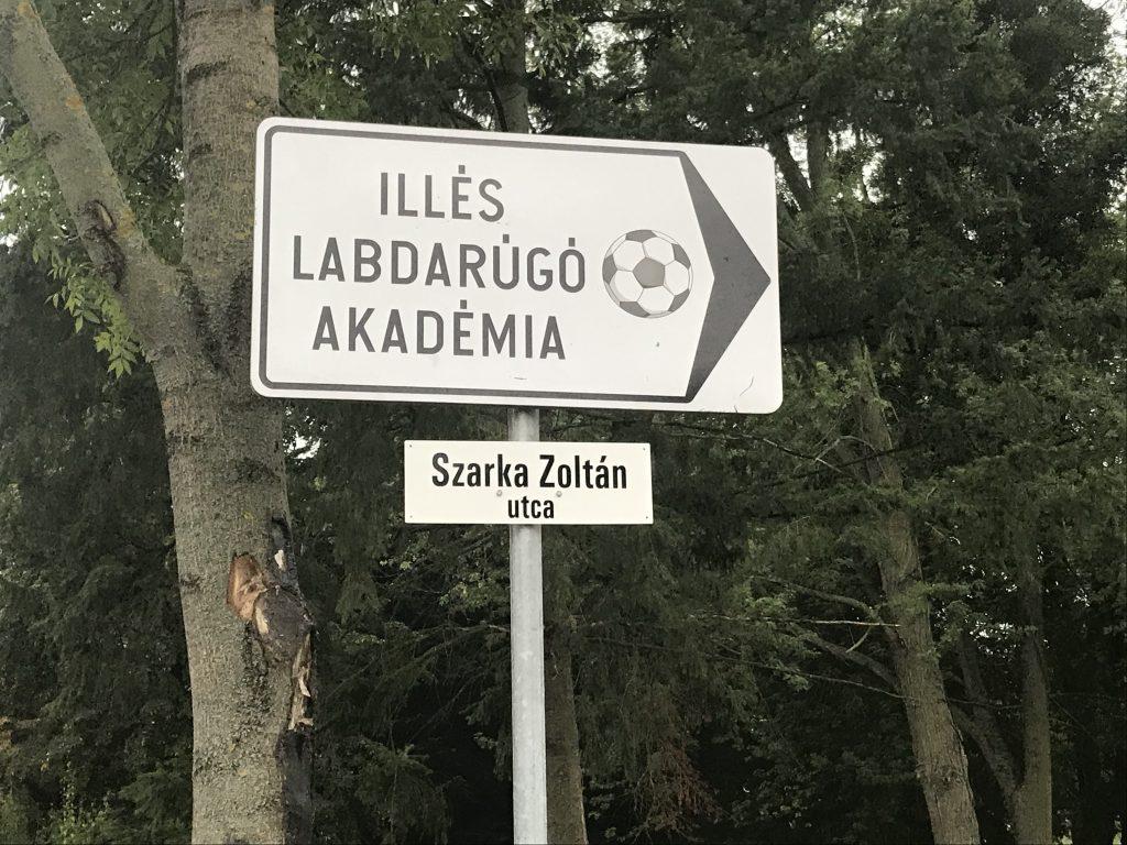 Büszkék vagyunk: Szarka Zoltán utca az otthonunk