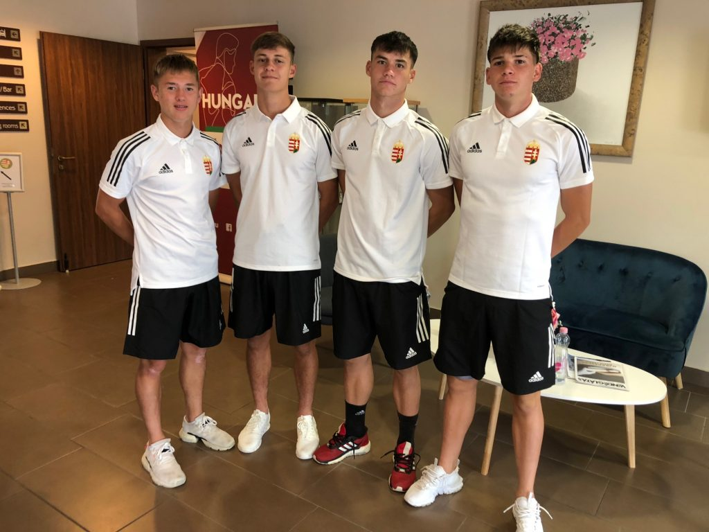 U19-es válogatott négy Illés Akadémia-neveléssel
