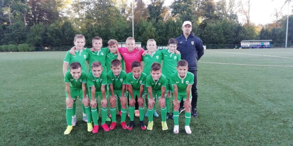 2–0-ra győzött az Illés Akadémia U12-es csapata