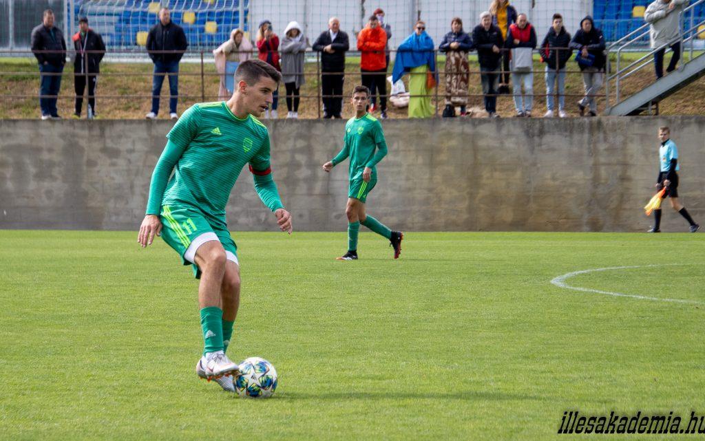 U19: színvonalas rangadó döntetlennel