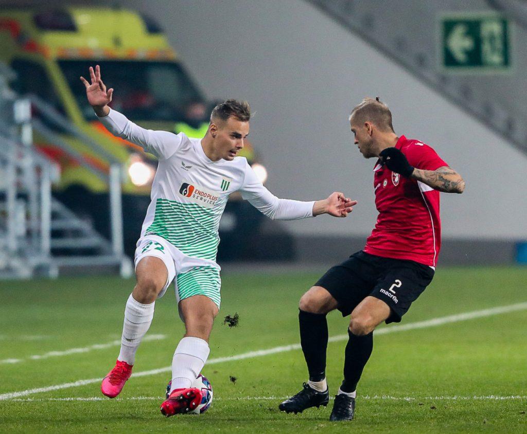 Szalay Szabolcs és Tóth Milán is visszatértek az NB II-be