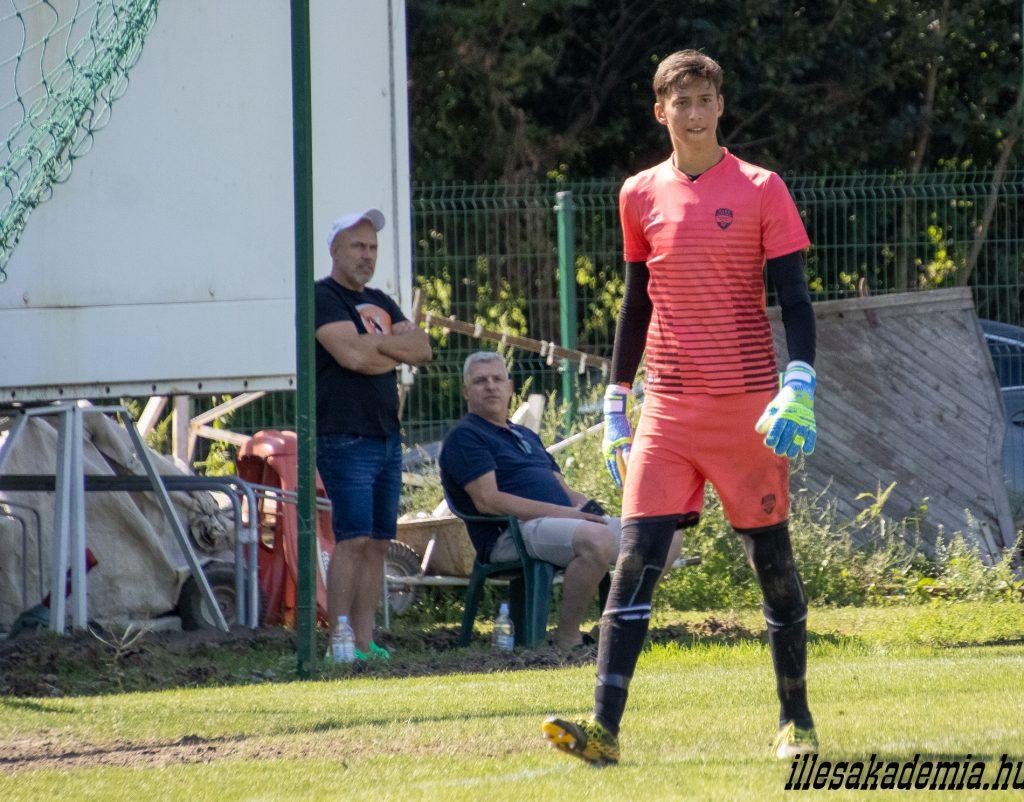 Kikapott az U16-os csapatunk Debrecenben