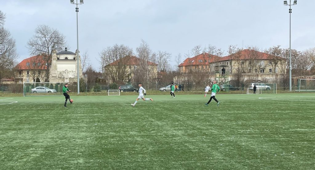 U16-os gólhenger
