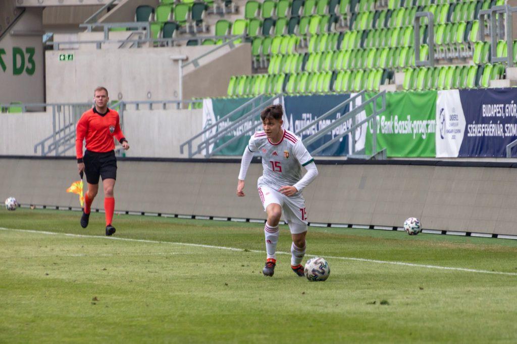 Öt Illés-nevelés lépett pályára az U19-es válogatottban