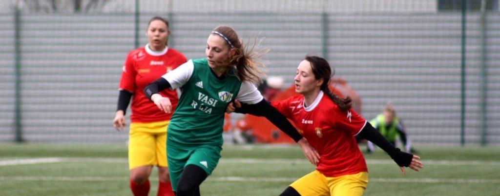 Négy akadémistánk a női U17-es válogatottban