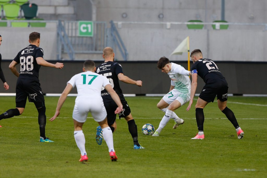Az első gól története