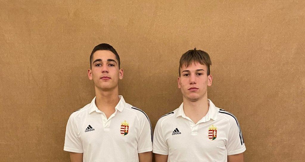 Két akadémistánk az U18-as válogatottban
