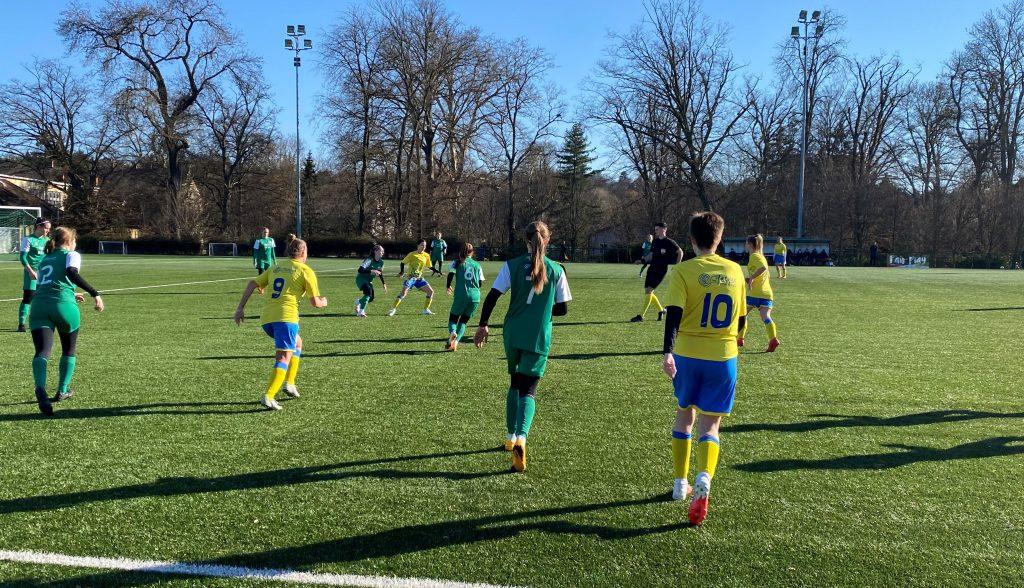 Folytatták tavaszi jó szereplésüket az U19-es lányok