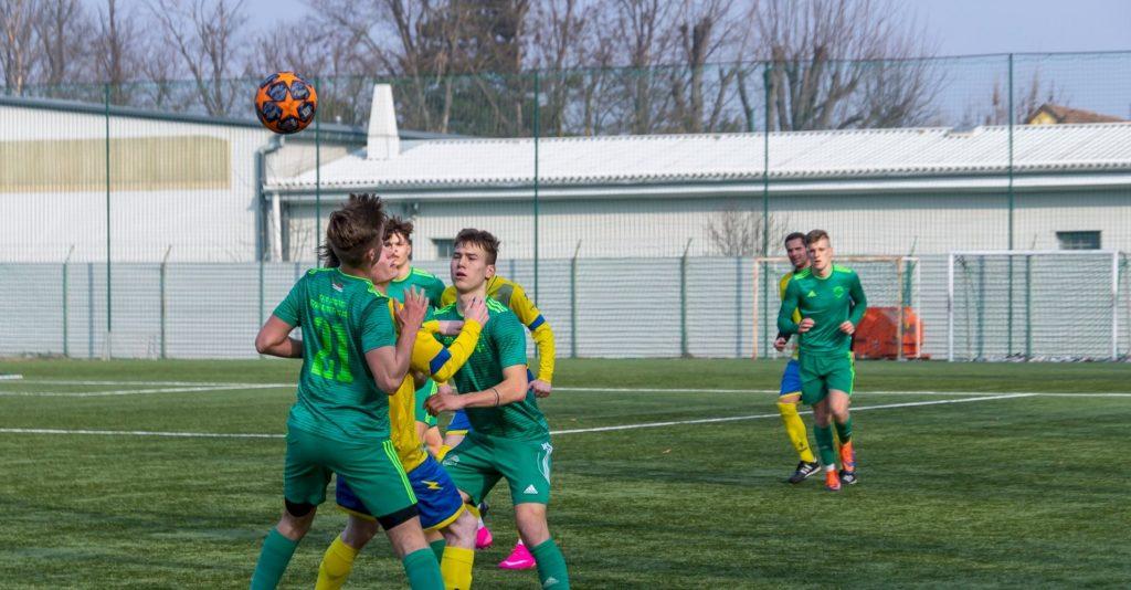 Nem érdemelt vereséget az Illés Akadémia U19-es csapata